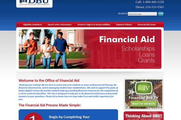 DBU-Financial Aid